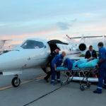 Страхование больных при авиаперевозках